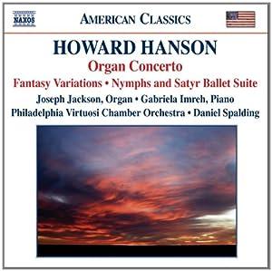 Organ Concerto Fantasy Variat