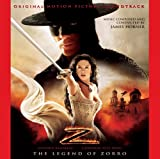 echange, troc Various Artists - The Legend of Zorro: Original Motion Picture Soundtrack