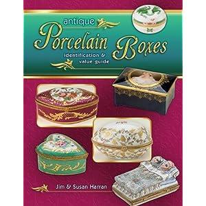 Antique Porcelain Boxes