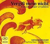 echange, troc Ingeborg Danz, Michael Gees - Vergiss Mein Nicht