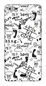 Print Haat Back Case Cover for Micromax Canvas Sliver 5 Q450 (Multicolor)