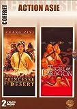 echange, troc Coffret Action Asie 2 DVD : Tigre & dragon / La Princesse du désert