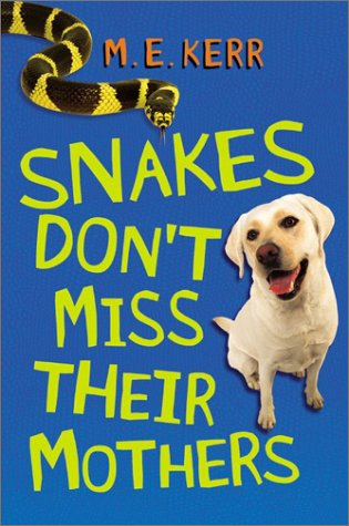 Snakes Don't Miss Their Mothers PDF