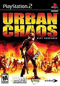 Urban Chaos Riot Response - PlayStation 2