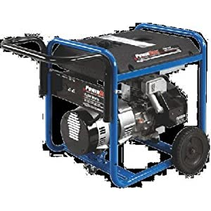 Power Back 5,250-Watt Portable Generator #GT5250-WK