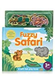 Fuzzy Safari Play Book [T79-6175A-S]