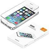 iPhone 5 5s screen protector, UPPERCASE Premium Tempered Glass Screen Protector for iPhone 5s, iPhone 5, iPhone 5c