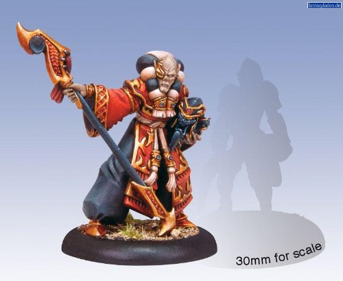 Privateer Press - Hordes - Skorne: Aptimus Marketh Model Kit