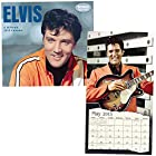 Elvis 2015 Wall Calendar 16 Month - Different Full Page Photo Every Month