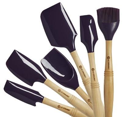 Le Creuset Revolution Silicone Basting Brush, Cassis