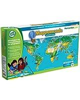 Leapfrog - 80885 - Jeu Educatif - Carte Mon Lecteur Leap/Tag - Mappemonde Interactive (lecteur non inclus)
