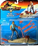 Waterworld Wave Ripper with Warrior Mariner Action Figure