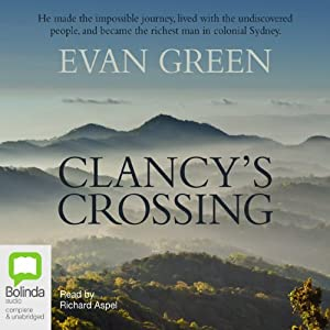 Clancy's Crossing Audiobook