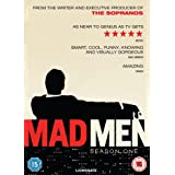 "Mad Men - Season 1 [3 DVDs] [UK Import]von ""Vincent Kartheiser"""