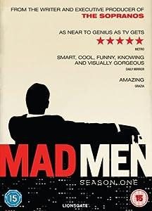 Mad Men Complete Season 1 Dvd Jon Hamm