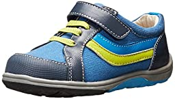 See Kai Run Odin Tennis Shoe (Toddler/Little Kid), Blue, 10 M US Toddler