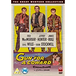 Gun for a Coward (Great Western Collection) [Non USA PAL Format]