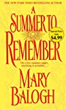 A Summer to Remember (Dell Historical Romance)
