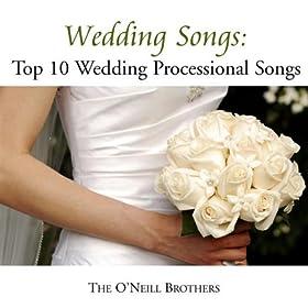 Wedding precessional songs