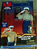 "GI Joe MILLENNIUM SALUTE 12"" Marine Action Figure (1999 Hasbro) Image"