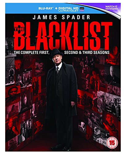 The Blacklist - Season 1-3 [Blu-ray]