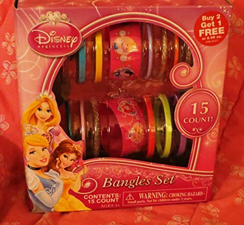 Disney Sofia the First ALMOST ROYAL BRACELETS - 15 Piece Set - 1