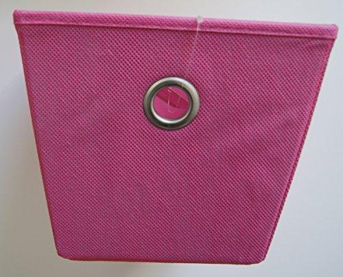 Small Juvenile Storage Bin - Pink - 1