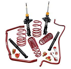 Eibach 4.12535.880 Suspension Sport-Plus Kit for Ford Mustang 3.7L V6