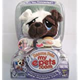 Rescue Pets My E Pets-WHITE/BROWN