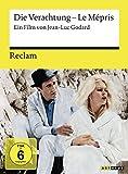 Die Verachtung - Le Mépris (Reclam Edition)