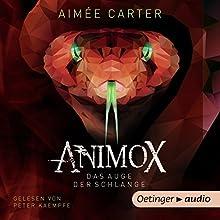 Animox: Das Auge der Schlange (Animox 2) Hörbuch von Aimée M. Carter Gesprochen von: Peter Kaempfe