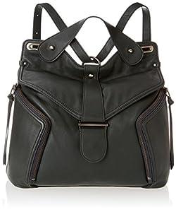 Kooba Handbags Carrie Backpack,Everglade,One Size