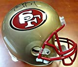 Steve Young Autographed San Francisco 49ers Full Size Helmet Red / White PSA/DNA