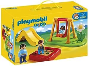Playmobil 6785 1.2.3 Park Playground