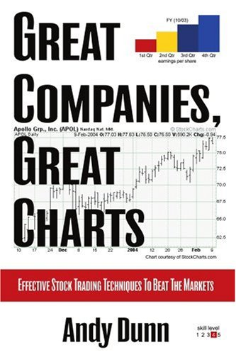 Great Companies, Great Charts: Effective Stock Trading Techniques To Beat The Markets