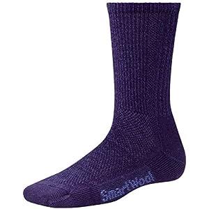 Smartwool Women's Hike Ultra Light Crew Socks - Imperial Purple, Medium (5 - 7.5)