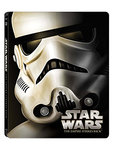Star Wars: Episode V - The Empire Strikes Back Steelbook [Blu-ray]