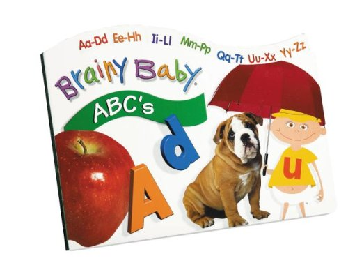 Brainy Baby Animals (Abc Tab Bokk) front-502613