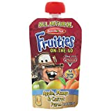 All Natural Disney Fruities On The Go-Tow Mater- Apple/Mango/Carrot Baby Food - 4 oz. Pouch