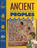 img - for Ancient Peoples (Launch Pad Library) book / textbook / text book
