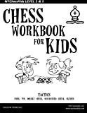 Saudin Robovic Chess Workbook For Kids