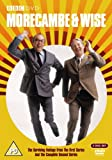 Morecambe & Wise - The Surviving Footage From The First Series And The Complete Second Series [1968] [DVD]