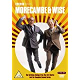 Morecambe & Wise - The Surviving Footage From The First Series And The Complete Second Series [1968] [DVD]by Ernie Wise