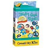 Creativity For Kids, Pop-Art Magnets, Acrylic Magnets