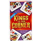 Kings in the Corner w/FREE extra deck of playing cards