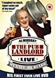 Al Murray - The Pub Landlord: Live - My Gaff, My Rules [DVD] [2003]