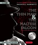 Dashiell Hammett The Thin Man & the Maltese Falcon: Value-Priced Collection
