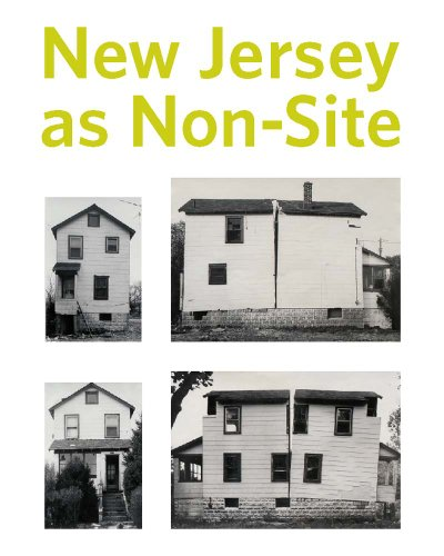 New Jersey as Non-site (Princeton University Art Museum Series)