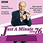 Just a Minute: Series 76: The BBC Radio 4 Comedy Panel Game |  BBC Radio Comedy