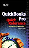 QuickBooks Pro Quick Reference (Quick Reference)